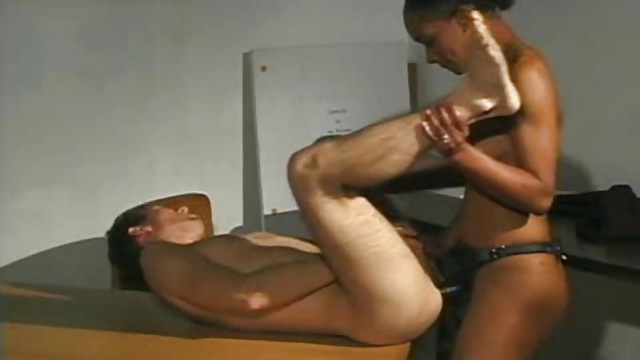 Brunette wife takes large cock