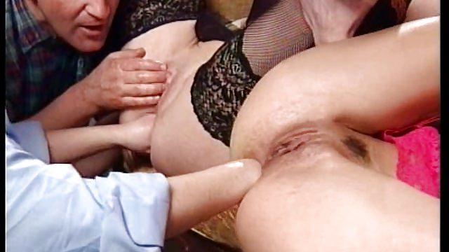 Passionate hardcore mature porn