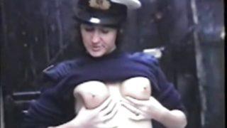 Sexy Navy-girl