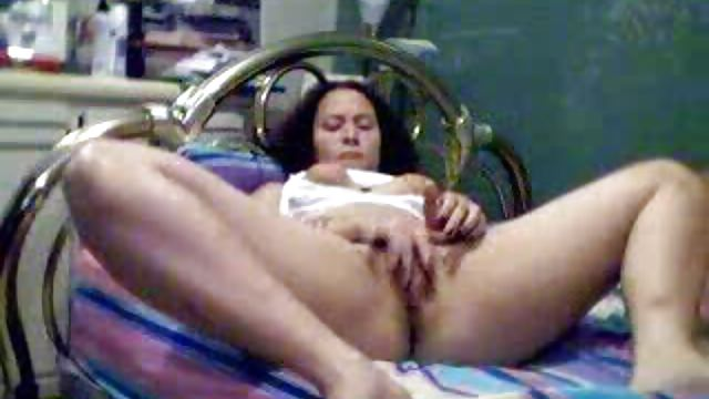 Brunette squirt multiple sofa